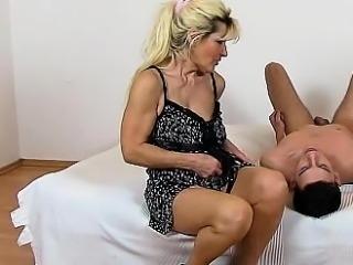 drtuber mature french blonde anal